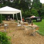 The Veranda Cafe patio