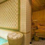 Club Olympus Spa & Fitness Sauna