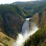 Breathtaking Canyon Village Falls