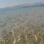 Mavrovouni beach .Crystal clear!
