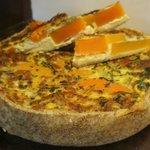 Tarta de Calabaza y Ricotta