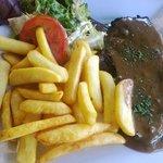 Steak (not so great)
