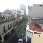 Vu de la chambre quartier San Telmo