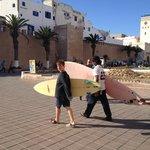 surfen met Simo