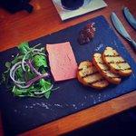 starter (fois gras)