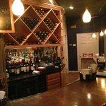 Next Door Lounge bar area