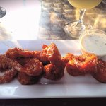 The mouthwateringly delicious Crispy Chipotle Shrimp appetizer