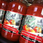Delicious Ledo sauce is available by the jar for take home!