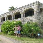 Original Greathouse now the TNC Caribbean headquarters
