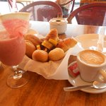 ¡Desayuno!