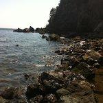 La Spiaggia e la Baia di Cartaromana