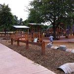 Yarra Glen Adventure Playground, McKenzie Reserve