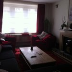 The sitting room..
