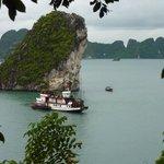 Peace at Halong Bay