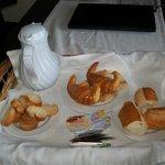 Desayuno a la habitacion