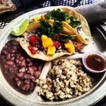 Amazing Organic Tacos!