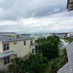 Islander balcony