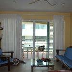 Apartment 1 Living Area
