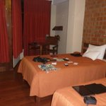 Habitación del Hotel Andina Luxury