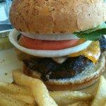 The Bison Burger