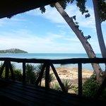 villa view