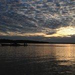 The sunrise of Amazon