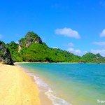 Another shot at Borawan Island
