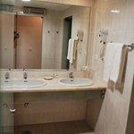 Very spaciuos bathroom