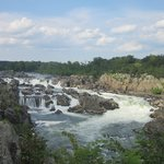 Great falls view from overlook 3
