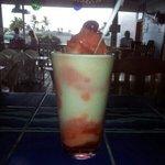 frozen Miami Vice