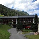 Madrisa hotel