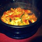 Seafood Hot Pot - really good!