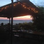 sunset supper