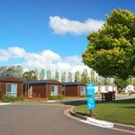 Discovery Holiday Parks - Hadspen: cabin accommodation