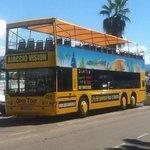 bus décapotable