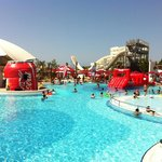 Coca cola pool games for children
