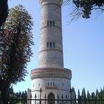 De toren van San Martino tijdens de fietstocht