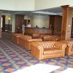 Reception Ardgarten Hotel