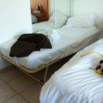 lit de camp enfant