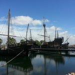 museum vd boten van columbus