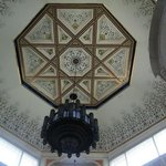 ceiling of the lobby :-)