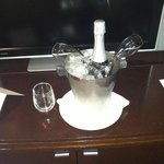 Bucket of champagne- received greatly!