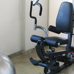 Nicosia Suites - New, fully equiped gym located on site