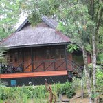 lodge at Sepilor Nature Resort