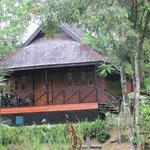 lodge at Sepilor Nature Resort