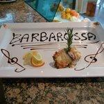 BARBAROSSA Ristorante Pizzeria