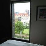 La fenêtre et la vue