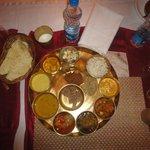 Chokhi dhani Thali - Jaipur