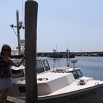 Menemsha Fishing Village and Harbor