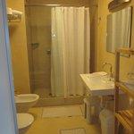 bagno in camera nuovo e pulito